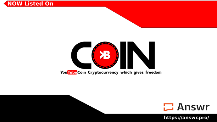 YouTubeCoin%20Listed%20on%20ANSWR