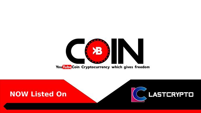YouTubeCoin%20Listed%20on%20LastCrypto