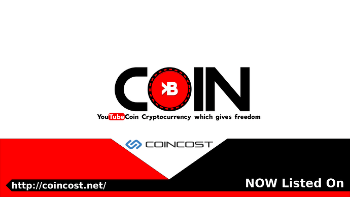 YouTubeCoin%20Listed%20on%20CoinCost
