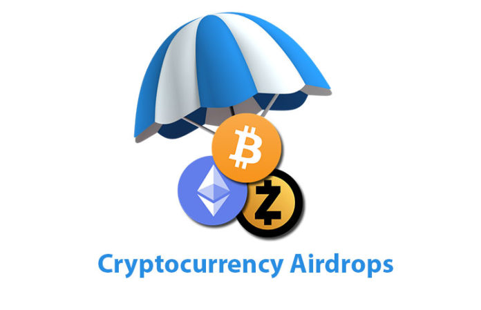 Cryptocurrency-airdrops-696x449